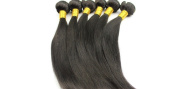 Preferred Hair, Weft for Weaving 36cm 100% Indian Virgin Human Hair Body Wave Colour #1B