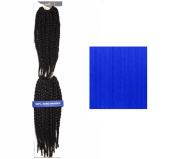 BEST LINA Collection Synthetic 3X Havana Bounce Braid 100% Hand Made Senegalese 30cm