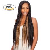 Que Premium Soft Jumbo Braid Synthetic Braiding Hair BULK