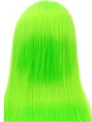 Hongshun 30cm Brazilian Ombre Hair Extension Grade 6A Remy Brazilian Virgin Human Hair Body Wave Hair Weave Two-tone Colour Green
