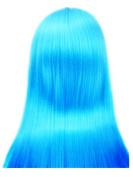 Hongshun 41cm Peruvian Ombre Hair Extension Grade 6A Remy Brazilian Virgin Human Hair Body Wave Hair Weave Two-tone Colour Blue