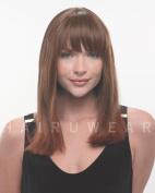 Clip in Bang Hairdo Hair Extensions,R4