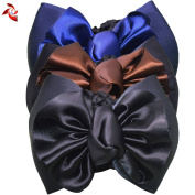Xuanli® Hair Bun Cover Barrette Bowknot Bow Snood Net Hair Clip Accessories For Womens Girls