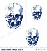 Bg Temporary Tattoo Inspire Series-skull