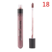 Sankuwen Lip Gloss Lipstick Matte Velvet Waterproof Super Long Lasting Not Fade