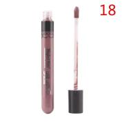 Sankuwen Lip Gloss Lipstick Matte Velvet Waterproof Super Long Lasting Not Fade