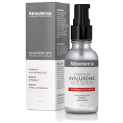 BEST Hyaluronic Acid Serum for face - Facial Moisturiser With Vitamin C + 2% Retinol. Anti-Wrinkle Serum for Wrinkles, Fine Lines and Age Spots - 35ml