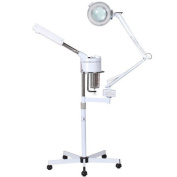 2 in 30mlone Salon Spa Facial Steamer & Mag Lamp by BR Beauty