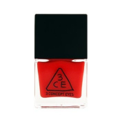 3 Concept Eyes - Nail Lacquer RD01 RD01 by Stylenanda