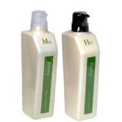 Demi Biobu moist scalp shampoo 550ml & Biobu hair relaxing treatments 550g set