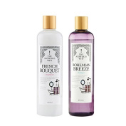 The Answer Is Why Natural Herb Hair Care Bohemian Breeze Shampoo 200ml,French Bouquet Treatment 200ml,All Hair Types