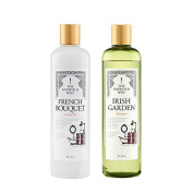 The Answer Is Why Natural Herb Hair Care Irish Garden Shampoo 200ml,French Bouquet Treatment 200ml,All Hair Types