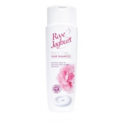 Rose Joghurt Gentle Care Hair Shampoo with Natural Rose Oil, Natural Rose Water, Yoghurt and Soy Protein.250ml