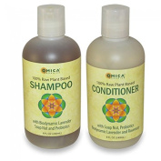 100% Plant-Based Shampoo & Conditioner Set