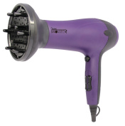 INNOVATOR Ionic Hair Dryer 1875W Colour Dark Purple With Diffuser