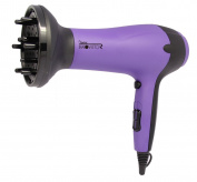 INNOVATOR Ionic Hair Dryer 1875W Colour Light Purple With Diffuser