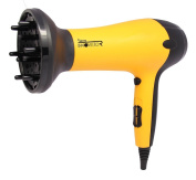 INNOVATOR Ionic Hair Dryer 1875W Colour Yellow With Diffuser