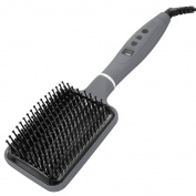 Calista Tools Perfecter Heated Paddle Brush, Grey, 1.4kg.