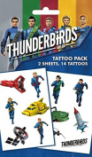 Thunderbirds Tattoo Pack - Are Go, Mix