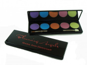 Custom Eyeshadow Palette Blooming Angels by Marie Ann Designs