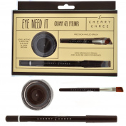 Cherry Chree 3pcs Professional Eyeliner Kit Black