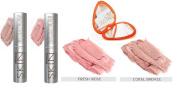 Set Miracle Skin Transformer Tinted Sculpting Balm Contour & Highlight Duo, Fresh Rose & Coral Bronze 5ml Each + BONUS GIFT