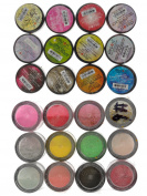 Adoro Decori Acrylic Glitter Powder Set #6