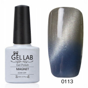 GEL LAB 10ml 3D Soak Off Temperature Changing Cats Eye Magnetic Gel Nail Polish Pick 1 Colour from 90 colours No.091-120