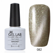 GEL LAB 10ml 3D Soak Off Cats Eye Magnetic Gel Nail Polish Get 1 Colour from 90 colours No.061-090
