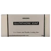 6 Bars of Original Glutathione Whitening Soap SAMPLE SIZE
