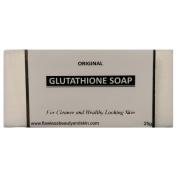 6 Bars of Original Glutathione Whitening Soap SAMPLE SIZE