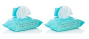 Signature a Club Advanced Formula 5 Essentials Cucumber Disposable Washcloths Towelettes ~ Duo