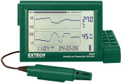 Extech RH520A-220-NIST Chart Recorder with Nist