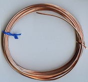 Copper Wire - 12Ga Round Dead Soft -3m