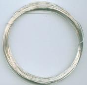 24 Guage Sterling Silver Wire Half Hard Round - 3m