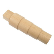 Wood Bracelet Mandrel - Round Stepped - Jewellery Making - SFC Tools - 43-211