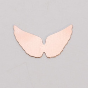 Copper 24ga- Angel Wings - MET-550.72G