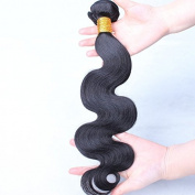 Carsem Hair Brazilian Virgin Human Hair Extention Length 25cm - 80cm 100g/pcs 100% Brazilian Body Weave Human Hair Natural Colour