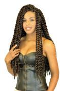 INNOCENCE Senegal Twist 24 X-Jumbo Braid for Havana Mambo style