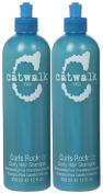 TIGI Catwalk Curls Rock Shampoo - 350ml - 2 pk