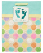 American Greetings Baby Card Stock with