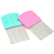 Lychee Quilling Comb Tool Origami Paper Quilled Creat Kit 15 Teeth Handmade DIY Craft