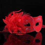 Decath Venetian Sexy Women's Masquerade Costume Party Mask