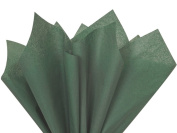 Dark Green Tissue Paper 50cm X 80cm - 48 Sheet Pack