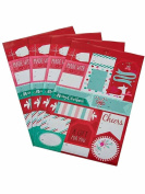 Spritz Whimsy Gift Tags 52 Count - Self Stick