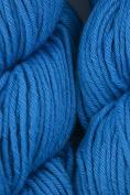 HiKoo - Simplicity Knitting Yarn - Peacock Blue