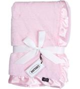 Cariloha Crazy Soft Bamboo Plush Baby Blanket