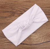 Ascentan(TM)cotton turban headband baby girl headwraps knot headband hair accessories