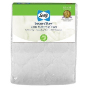 Sealy SecureStay Crib Mattress Pad