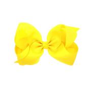 Luoke Baby Girls Bowknot Hairband Solid Colour Hairpin Headdress Headband